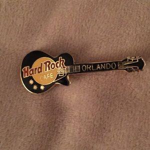 Hard rock Orlando pin